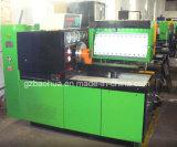 Nettoyeur et analyseur d'injecteur de carburant de 7,5kw pour grand véhicule, banc d'essai de pompe à injection diesel