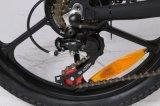 ライオン電池が付いているMyatu都市電気折るバイク