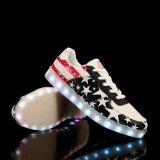 Les Chaussures Plates DEL D'indicateur Chaud de Vente pour les Hommes &Women