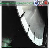 Diamond Blade para sierra circular de piedra de corte de hormigón y asfalto