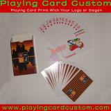 De aangepaste Speelkaarten van het Document van de Druk