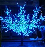 가벼운 쇼 크리스마스 LED 벚꽃 나무 빛 정원 훈장