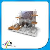 Crear la visualización de madera de la exposición para requisitos particulares de la visualización del reloj