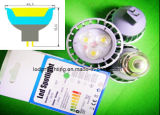 Luz de bulbo super E26 da lâmpada do diodo emissor de luz do projector 4W 5W 6W 8W 10W do diodo emissor de luz da luz GU10 do ponto do diodo emissor de luz da luz MR16 E27