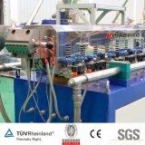 기계를 만드는 실험실 평행한 플라스틱 과립