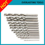 Le foret normal de machines-outils a placé pour le métal