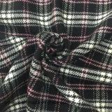 Stock проверка ткани шерстей Yarn-Dyed