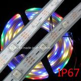 Striscia di magia LED della striscia Ws2812b 60LED di colori LED di sogno per natale