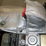 Высокая температура короткого замыкания куртка глушителя