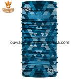 Commerce de gros logo personnalisé extensible au bandana tubulaires sans soudure