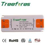 Transformateur ultra-mince du bloc d'alimentation 12W 15W 20W 30W 12V 24V DEL de C.C DEL