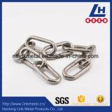 DIN763標準ステンレス鋼のリンク・チェーンAISI316