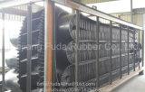 Nastro trasportatore di gomma del nastro trasportatore della miniera di carbone del muro laterale di alta qualità di basso costo e del muro laterale di alto angolo