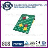 Placa de Cornhole de MDF de 48 polegadas com moldura de PVC