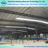 Casa de la estructura de acero con el fabricante profesional