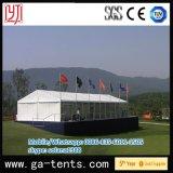 Tenda esterna della fiera commerciale di Exhibiiton con il condizionatore d'aria