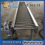 De Rol van de Transportband van het roestvrij staal