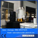 Máquina de reciclaje plástica del mezclador del polvo para la venta