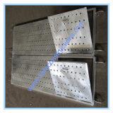 構築のための安全な耐久の足場開放された板