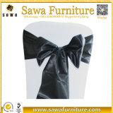 Белая орденская лента стула для смычка стула украшения венчания