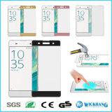 Protecteur d'écran pour téléphone de film en verre tempéré à couverture complète Premium