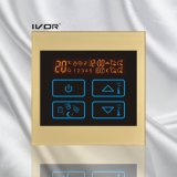 Bodenheizung-Thermostat-Noten-Schalter-Acrylrahmen (SK-HV100B-M/l)