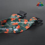 """Hochwertiges Nylon 2 """" Camoflage Wärme-Übertragen Gepäck-Brücke mit Plastikfaltenbildung, Hotsale Produkt"""