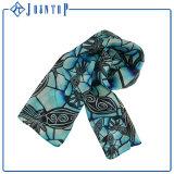 Sciarpa floreale della seta di modo di stile europeo di alta qualità
