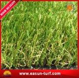Gazon artificiel de 40mm d'herbe de bonne qualité de jardin