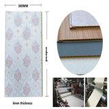 300 mm de largura do painel da parede de decoração China Fabricante do painel da parede do painel de PVC DC-484