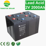 Batteria di GS 2V 2000ah di alta qualità