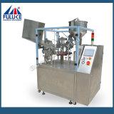Fuluke halbautomatischer oder automatischer Kleber-Plastik/Aluminiumgefäß-Plombe und Dichtungs-Maschine