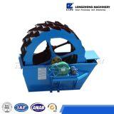 Arandela portable de la arena de la rueda del compartimiento que trabaja en Australia
