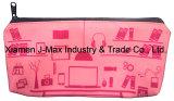 Pochette écologique RPET crayon, stylo crayon, articles de papeterie Sac Pochette de cas Cas, Sac cosmétique, Cion sac à main, sac de téléphone cellulaire, personnalisé