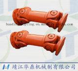 Accoppiamento universale dell'asta cilindrica di cardano