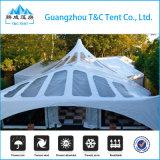 Алюминиевый шатер рамки при PVC покрывая смешанную партию для венчания