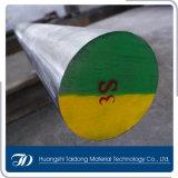 Aço frio do molde de aço do trabalho das barras redondas de Cr12W/AISI D6