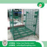 セリウムの承認の倉庫のために折りたたみ金網の容器を熱販売すること