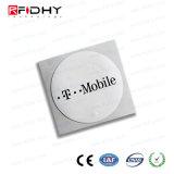 Étiquette de CD/étiquette NFC/Tag avec adhésif pour le paiement mobile