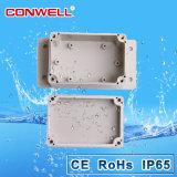 Caixa de junção elétrica industrial do interruptor de Pcmaterial do ABS ou do ABS