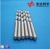 HRC 60 carburo de tungsteno Molino extremo cuadrado con 4 flauta