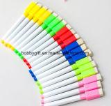 Accessori poco costosi di Whiteboard della penna di indicatori di Erase del Wipe asciutto