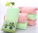ホテルのレストランの使い捨て可能で安く小さい綿タオル
