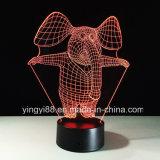 Muestra estupenda de la Feliz Navidad LED de la calidad