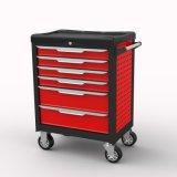 Panneau à rouleaux à tiroirs de 6 pouces 6 pouces; Cabinet d'outils