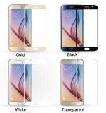 Protetor da tela do vidro Tempered da alta qualidade 3D dos acessórios do telefone móvel para a galáxia S6 de Samsung