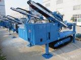 Fundación de alto impacto de Virbration del poder más elevado del sistema hydráulico de la plataforma de perforación del ancla de la frecuencia