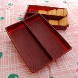Plateau en plastique à base de sushi / cakies / biscuit à usage unique (bac PP)