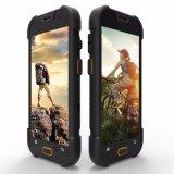 5 pouces Shochkproof anti-poussière étanche Smartphone 4G avec protection IP68