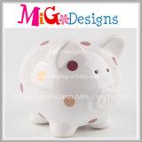 Крен оптовой свиньи обслуживания OEM симпатичной форменный керамический Piggy